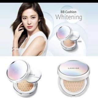 BN in box Laneige BB cushion whitening