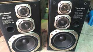 Speaker Teqhnics original japan