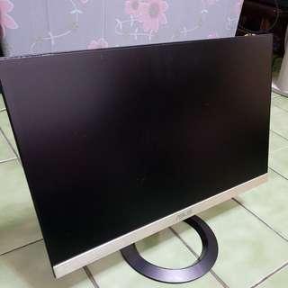 ASUS 超薄無邊框22吋顯示器