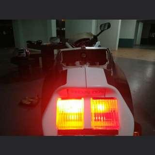 LED Brake Lights Power Saving $15