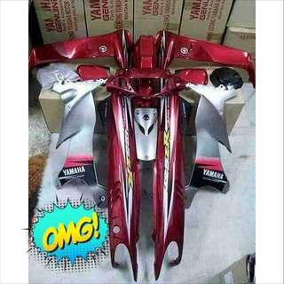 Spark Rxz tzm 125z and other 2b bike coverset