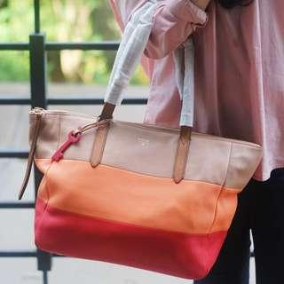 Fossil Sydney Shopper Tote Bag