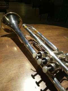 Yamaha Trumpet YTR4335G