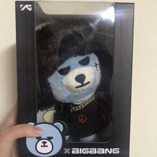 Bigbang GD 娃娃玩偶