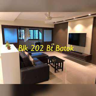 3/4/5room HDB units for Sale @ Bt Batok
