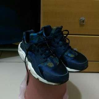 🚚 Nike Huarache 藍迷彩(可交流)