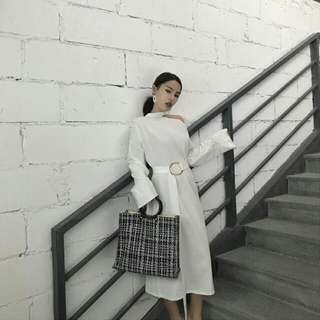 A31DR28J1#White Dress