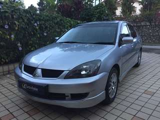 Mitsubishi Lancer 1.6 Manual GLX Sports