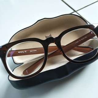 Kacamata Owl Eyewear (Preloved)