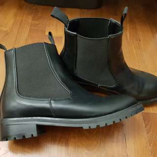 Black Boots from Korea