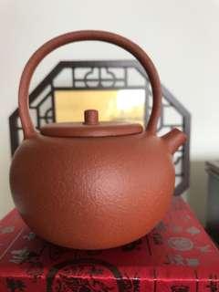 紫砂壶(小提梁)Zisha Teapot