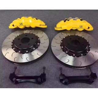 LS-R Performance 4 POT FRONT BIG BRAKE KIT