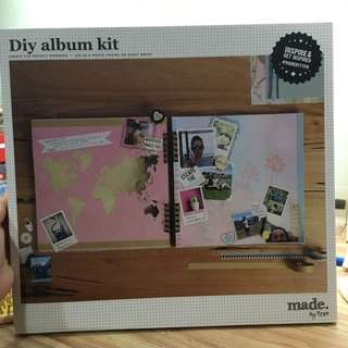 BN Typo DIY Album Kit