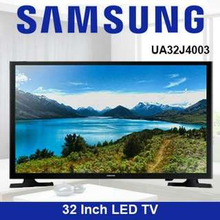 "Samsung 32"" Digital LED TV. Model: UA32J4003. BNIB. Sealed."