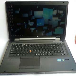Laptop HP kualitas dewa