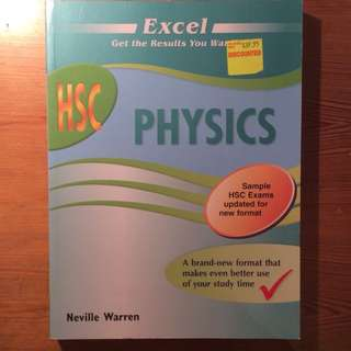 BRAND NEW EXCEL HSC PHYSICS
