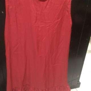 Red dress #UBL2018
