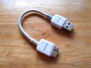 🤣10cm USB3.0充電傳輸線📱Charging/data cable