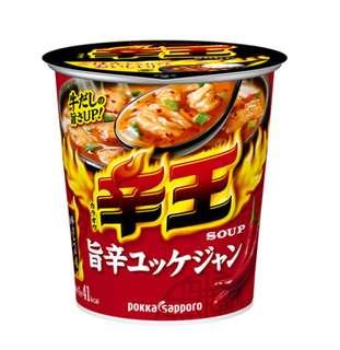 日本 辛王辣牛肉湯
