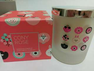 Line friends Cony Rose Scented Candle 香薰蠟燭