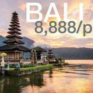 BALI INDONESIA ALL-IN PACKAGE