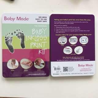 Baby Made Print Kits