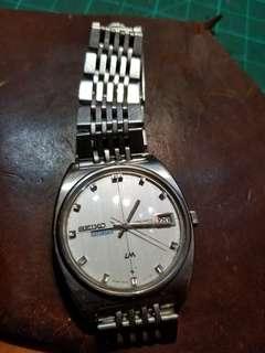 精工LM自動机械錶
