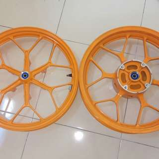 Sportrim Rs150 Orange Repsol Orimoto