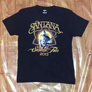 Kaos band Santana