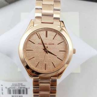 Mk watch slim