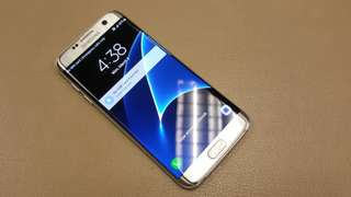 Samsung s7 edge galaxy 32gb mobile phone