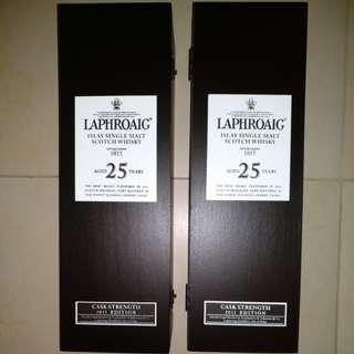 laphroaig 25 2011 edition