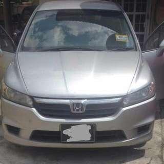 Honda Stream RN6 1.8L 5-Speed Automatic       -(SG)-  Year 2008