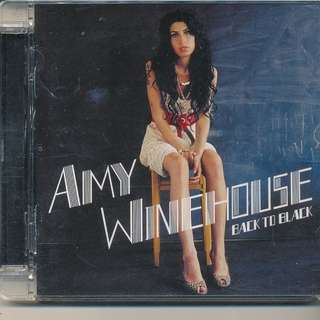 Amy Winehouse - Back to Black (AUDIO CD) [y6]
