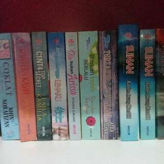 Novel Malay Preloved