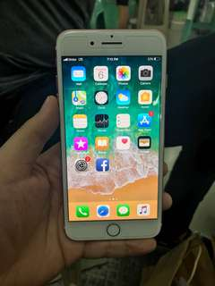 Iphone 7 plus 32gb GPP Activated all sim is ok