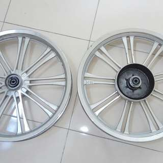Sportrim X1R Racing Boy ( Lc135 / lagenda )