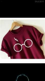Harry potter shirt INSTOCK [BNIP]