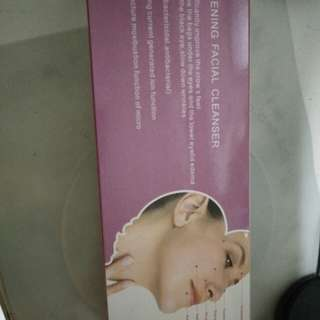 Whitening facial cleanser for sale