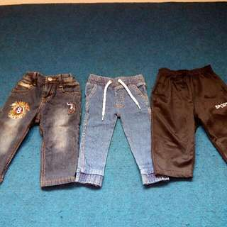 Kids Jeans and trousers