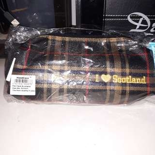 Scotland Brown Pencil case