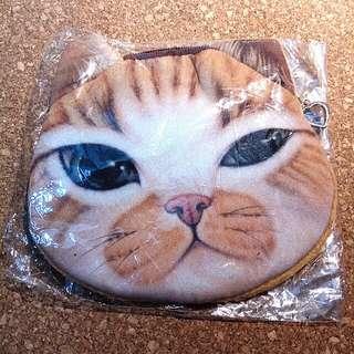 全新 貓咪 散紙包 銀包仔 貓貓