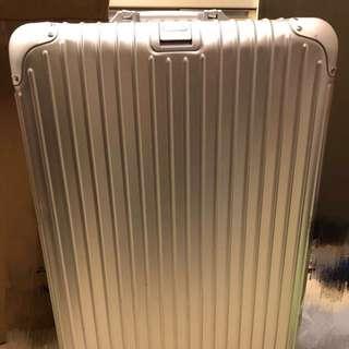 🚚 Rimowa中型旅行箱29寸topas行李箱(salsa登機箱deluxe air29吋limbo30吋鋁鎂合金