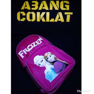 Kids Frozen Bag