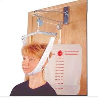 Dynalife Overdoor Cervical Traction Kit VL24300