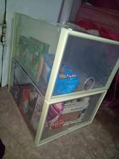 Collapsible Shoe Box storage