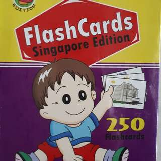 Basic Package - 250 flashcards - BN -30%off