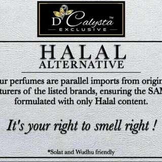 D'Calysta Pure Perfume