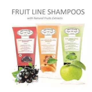 Mettler Fruit Line Shampoo