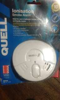 Quell Ionisation Smoke Alarm 6pcs